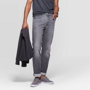 GoodFellow & Co grey jeans